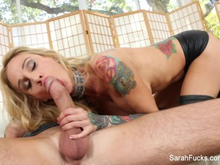 Party Sex Porn Com Fucking, Sarah Jessie gives Brad a very special birthday surprise Big Tits Blonde