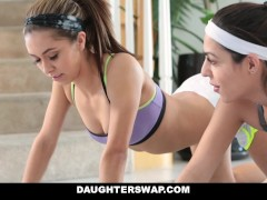 DaughterSwap – Helping our Daughters To Stretch Out & Fuck