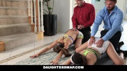 DaughterSwap - Helping our Daughters To Stretch Out & Fuck