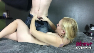 Amateur Couple Straight Missionary Sex Milf mom