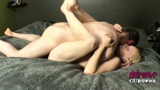 Amateur Couple Straight Missionary Sex Sex sound