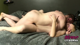 Amateur Couple Straight Missionary Sex Shots cum