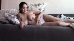 Mommy Taboo - panty sniffing