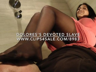 Dolores's Devoted Slave - www.c4s.com/8983/16827678