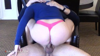 He Could Not Resist-Slow Teasing Leads To A Huge Creampie porno