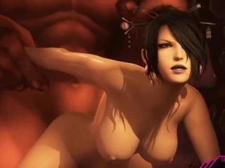 Lulu SFM Compilation (Final Fantasy)