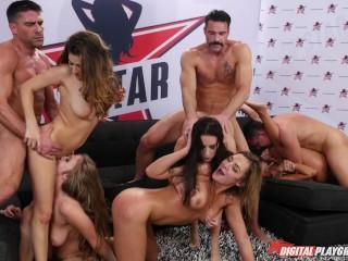 Digital Playground- DP Star Season 3 Episode 6, Final top 5 Orgy