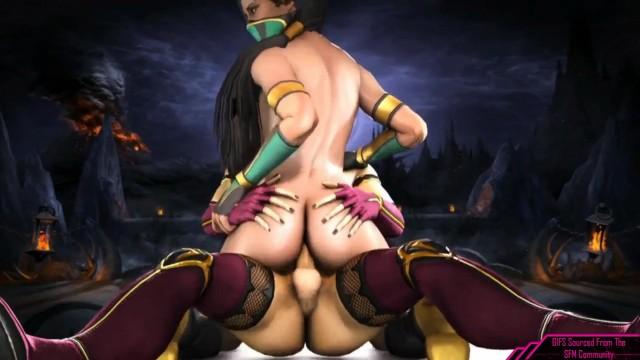 Jade russell video porn Jade sfm compilation mortal kombat