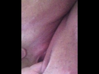Panty handjob videos fingering my wet pussy after a shower bbw sexy fat pussy vagina cunt
