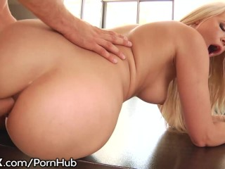 Hardx real pornstar couple has intense anal sex 5