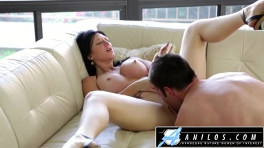 Mom and boy anal porn