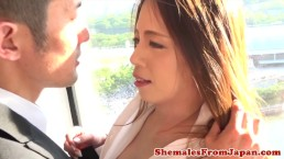 Newhalf ladyboy rimming before assfucked