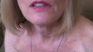 Melanie Lets Her Stepson Fuck Her