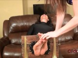 witch tomiko tickled