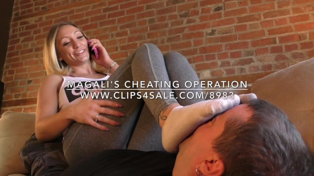 As a phone sex operator - Magalis cheating operation - www.c4s.com/8983/16842842