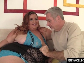 English bbw mature nylon