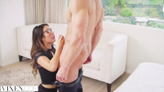 Lovia's eva intense scene vixen most creampie natural