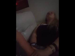 Discreet quick orgasm in public ;)