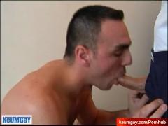 Sylvain, My cock goes hard !
