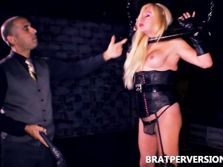 Shemale BDSM Ts Fabiola Blonde