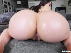Big Dick Slamming PAWG Mandy Muse's Perfect Tight Ass Hole (ap15822)