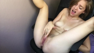 Dirty Talking Girlfriend Squirts for You porno