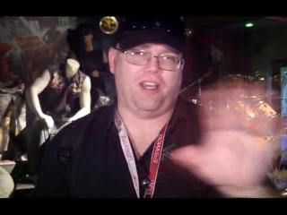 Motorbunny w/ Jiggy Jaguar Las Vegas Nevada AVN Expo 2017