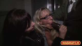 Public Interracial Milf sex  homemade big-cock big-tits huge-tits flashing outside amateur blonde public-sex brunette german mature public-nudity group-sex magmafilm