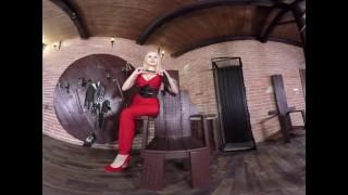 Virtual Reality porn with Angel Wicky Voyeur nip