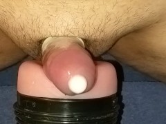 Hot slut fucks boy