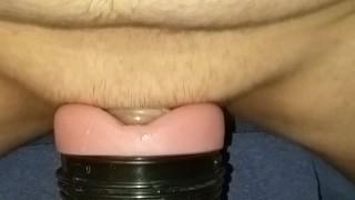 Condom cum shot plus some more. Cumshot masturbate