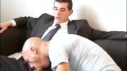 Paul, My cock goes hard !