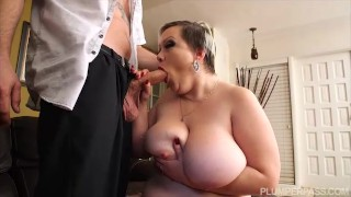 Sexy Big Booty BBW Bunny De La Cruz Fucks Old Man lingerie plumperpass milf bigtits hardcore teasing asian blonde big-ass big-boobs cock-sucking stripping bbw chubby tattoos stockings butt