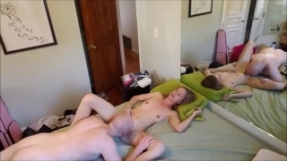Pussy Licking and Missionary Creampie