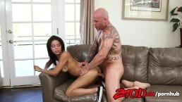 Maya Bijou Loves Big Cock in Her Cunt