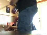 JJ gets Spanked and Fucked (4 of 5)