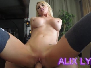 Alix Lynx – Blackmailed by Dad
