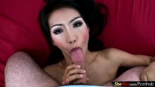 Asian tourists pov beauty handjobs in on dick camera ladyboy blowjob handjob