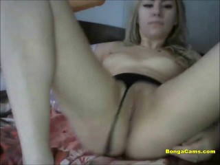 The Webcam Experience Presents The Bet Live Sex Chat Nasty Blonde