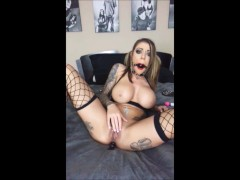 Young Karma Rx BDSM Spiked Spanking and ANAL