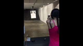 Rachel Starr Gun Range
