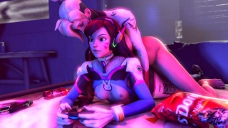 Overwatch Game Night Futa