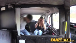 Taxi taxi fucking fake gets lady divorced cock fake