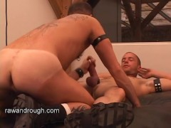 Joey Takes Piss and Cock
