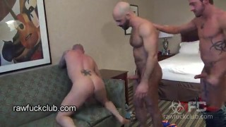 Adam, Kevin, and Dallas Toys amateur