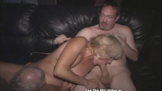 gangbanged in a porn theater