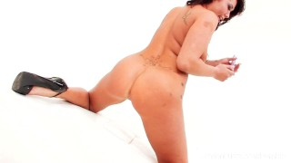 Asian hottie London Keyes toys her tight ass  masturbation babe big-tits londonkeyes big-ass asian masturbate solo pornstar puba big-boobs toys hardcore brunette londonfucks anal solo-girl