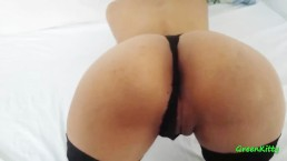 kitty in doggy style
