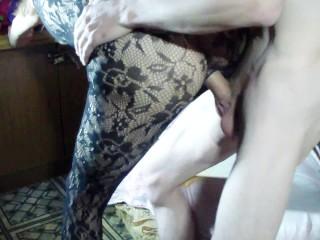 Bodystocking hot sex