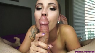 Love the his cum cock i of out sucking view mark